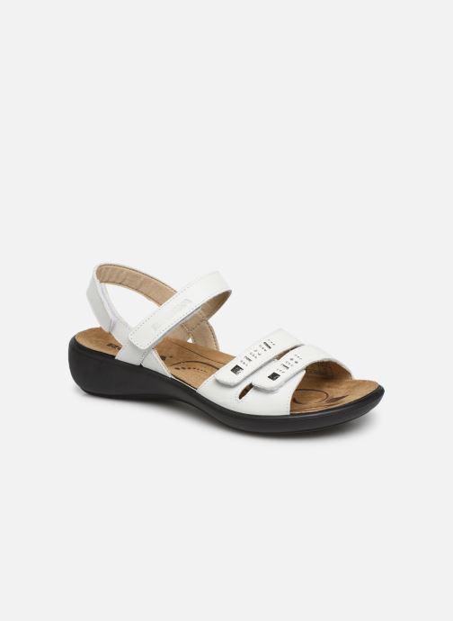 Sandales et nu-pieds Romika Ibiza 86 Blanc vue détail/paire