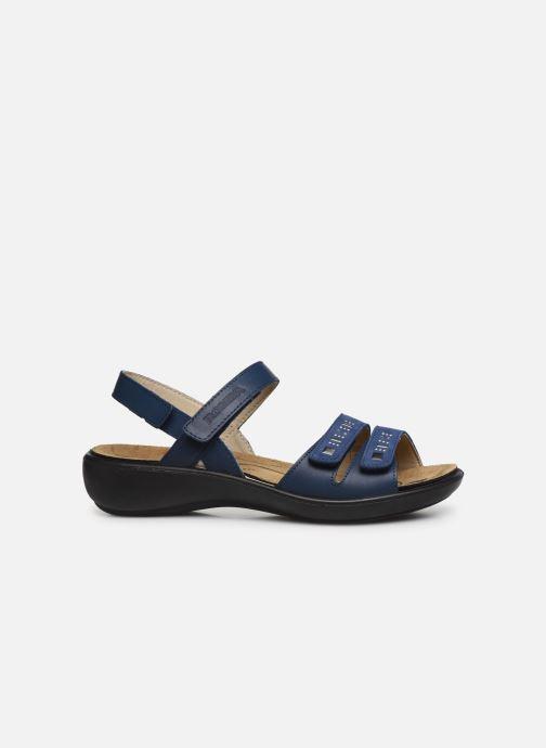 Sandales et nu-pieds Romika Ibiza 86 Bleu vue derrière