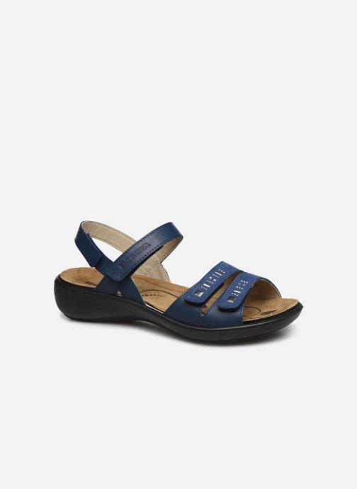 Sandales et nu-pieds Romika Ibiza 86 Bleu vue détail/paire
