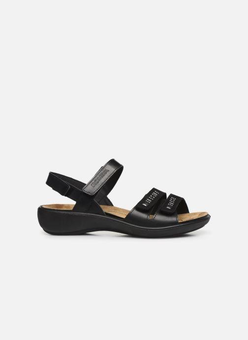 Sandales et nu-pieds Westland Ibiza 86 Noir vue derrière