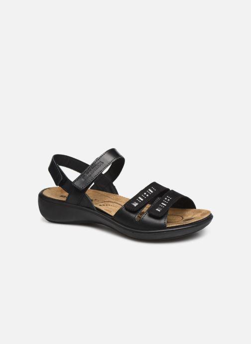 Sandales et nu-pieds Westland Ibiza 86 Noir vue détail/paire