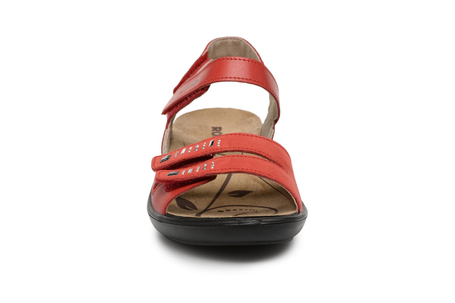 Sandals Romika Ibiza 86 Red model view