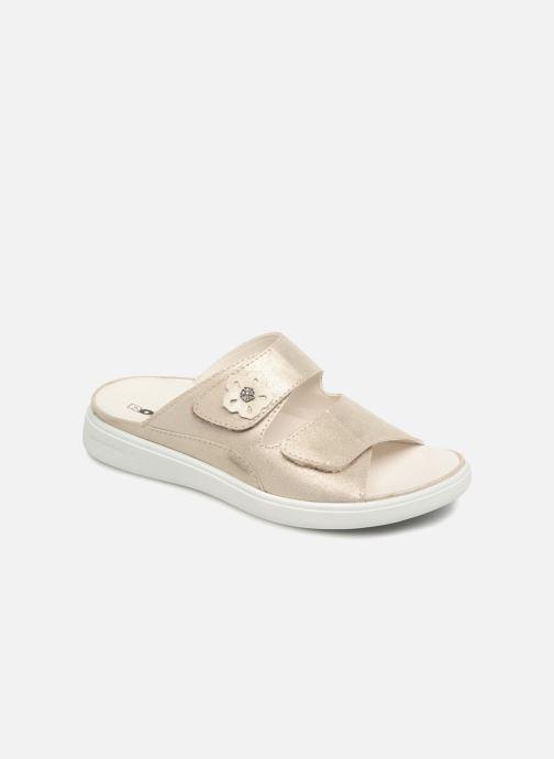 Romika Gomera Sandal 03 (beige) - Clogs Clogs Clogs & Pantoletten bei Más cómodo 6e9fd0