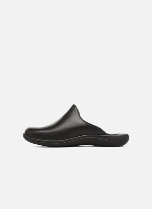 Slippers Romika Royal 02 Black front view