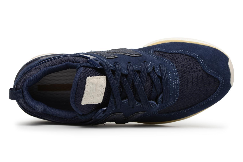 Sneakers New Balance KFL574 Blauw links