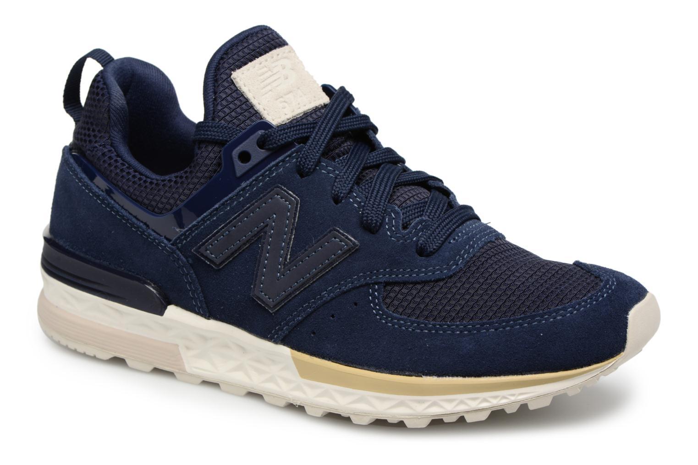 Sneakers New Balance KFL574 Blauw detail