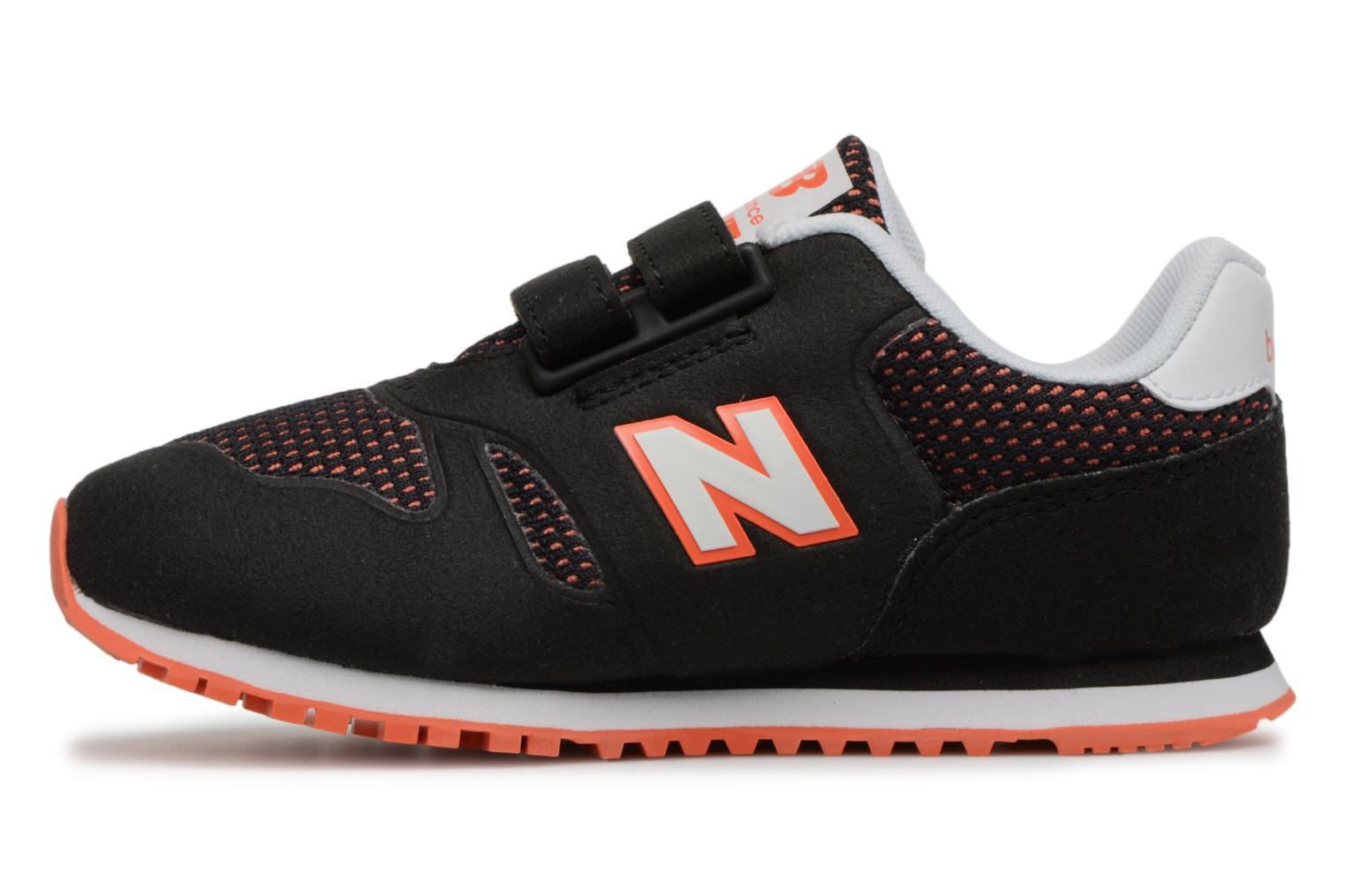 Baskets New Balance KA373 I Noir vue face