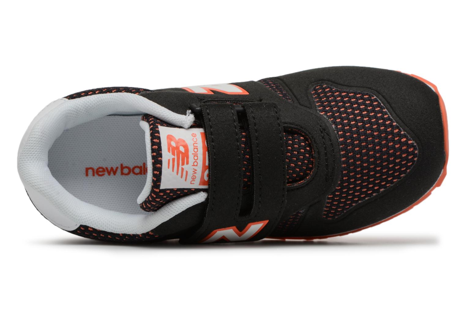 Trainers New Balance KA373 I Black view from the left