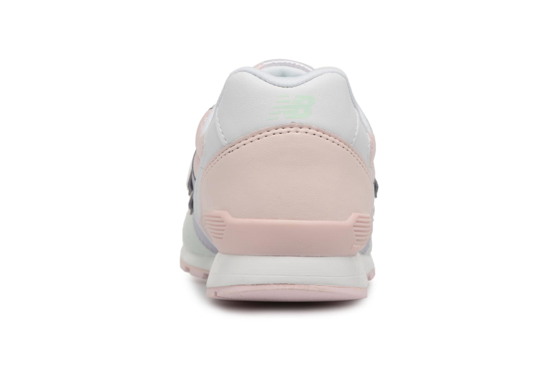 Sneakers New Balance KJ996 J Roze rechts