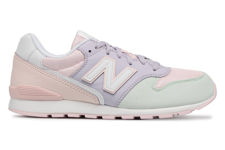 Sneakers New Balance KJ996 J Roze achterkant