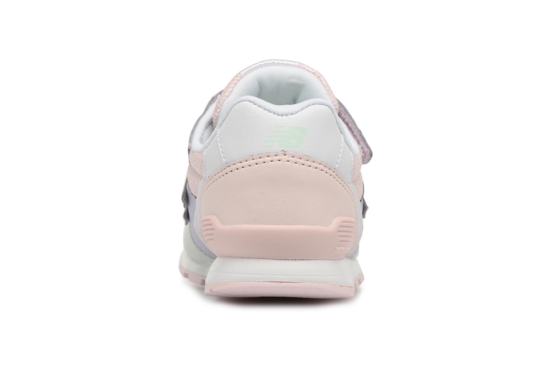 Sneakers New Balance KV996 I Roze rechts