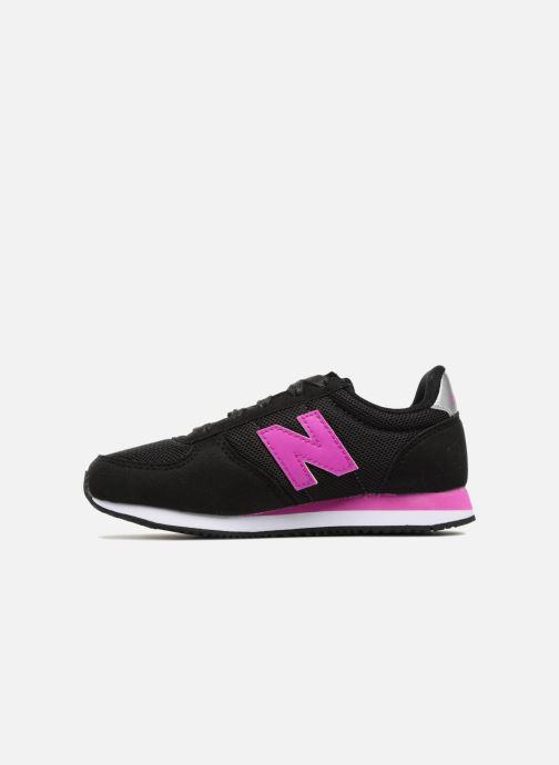 Sneakers New Balance KV220 I Nero immagine frontale
