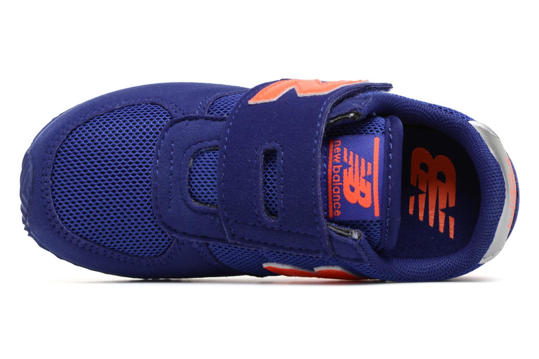 Baskets New Balance KV220 I Bleu vue gauche