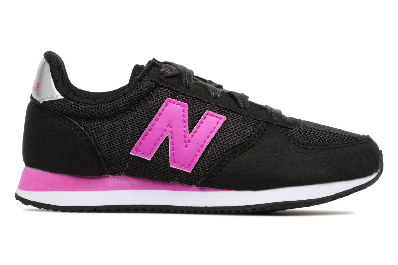 Sneakers New Balance KV220 I Zwart achterkant