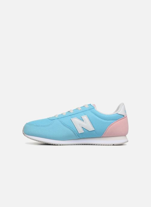 Sneakers New Balance KL220 Azzurro immagine frontale
