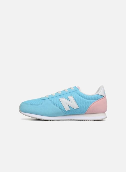 Trainers New Balance KL220 Blue front view