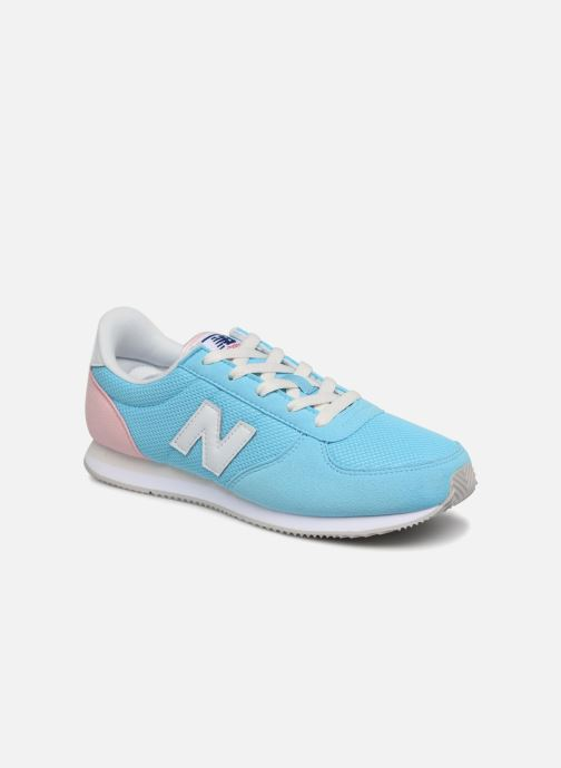 Trainers New Balance KL220 Blue detailed view/ Pair view