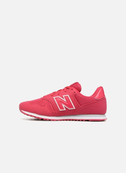 Sneakers New Balance KJ373 I Roze voorkant