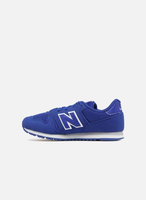 Sneakers New Balance KJ373 I Blauw voorkant