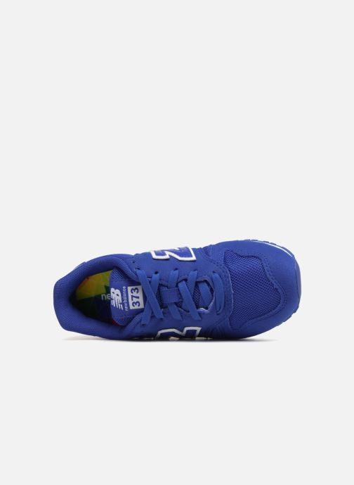 Sneakers New Balance KJ373 I Blauw links