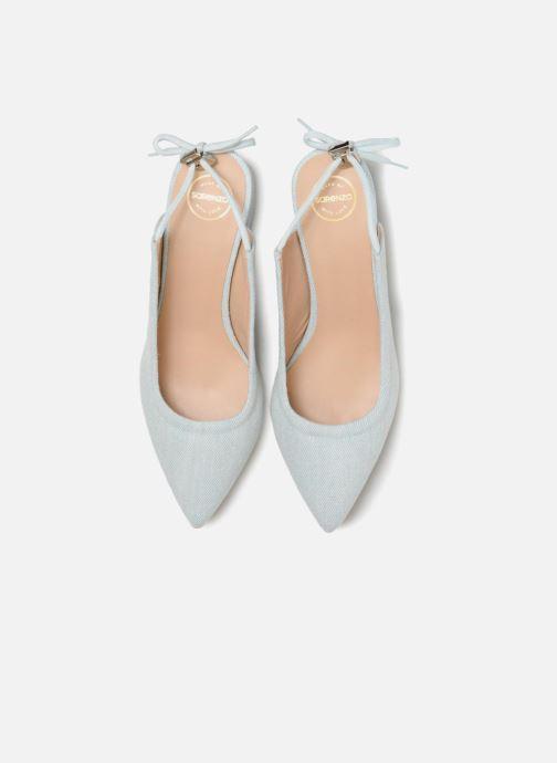Høje hæle Made by SARENZA 90's Girls Gang Escarpins #5 Blå se skoene på