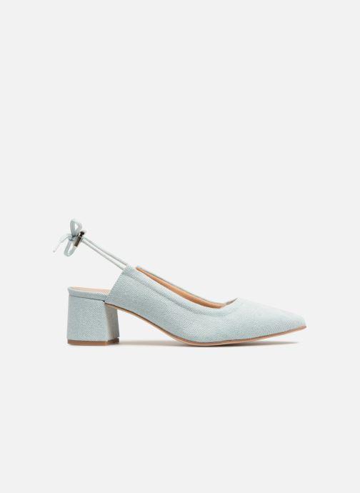 Høje hæle Made by SARENZA 90's Girls Gang Escarpins #5 Blå detaljeret billede af skoene