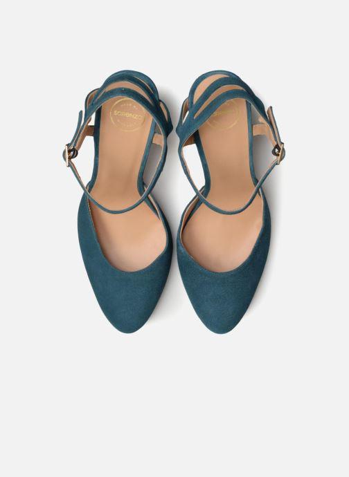 Escarpins Made by SARENZA Carioca Crew Escarpins #5 Vert vue portées chaussures