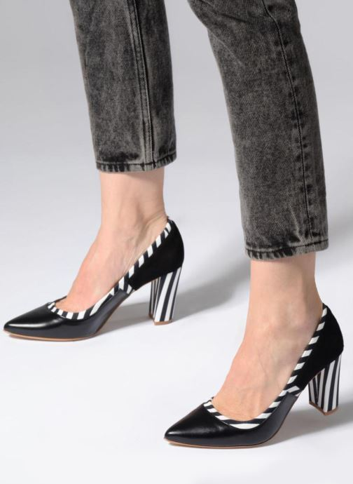 Zapatos de tacón Made by SARENZA 90's Girls Gang Escarpins #7 Multicolor vista de abajo