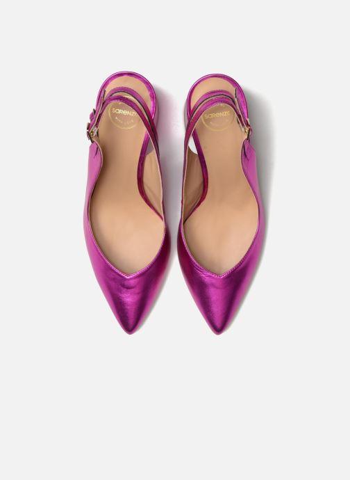 Escarpins Made by SARENZA Carioca Crew Escarpins #8 Rose vue portées chaussures