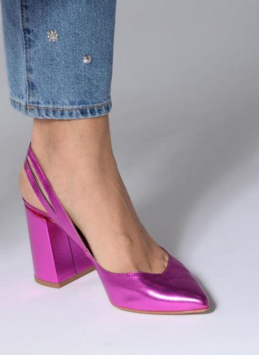 Zapatos de tacón Made by SARENZA Carioca Crew Escarpins #8 Azul vista de abajo