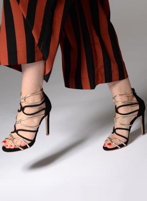 Sandali e scarpe aperte Made by SARENZA Carioca Crew Sandales à Talons #8 Nero immagine dal basso
