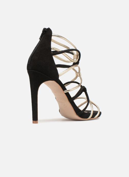 Sandali e scarpe aperte Made by SARENZA Carioca Crew Sandales à Talons #8 Nero immagine frontale