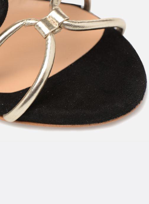 Sandales et nu-pieds Made by SARENZA Carioca Crew Sandales à Talons #8 Noir vue gauche