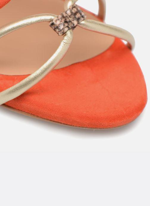 Sandales et nu-pieds Made by SARENZA Carioca Crew Sandales à Talons #8 Multicolore vue gauche