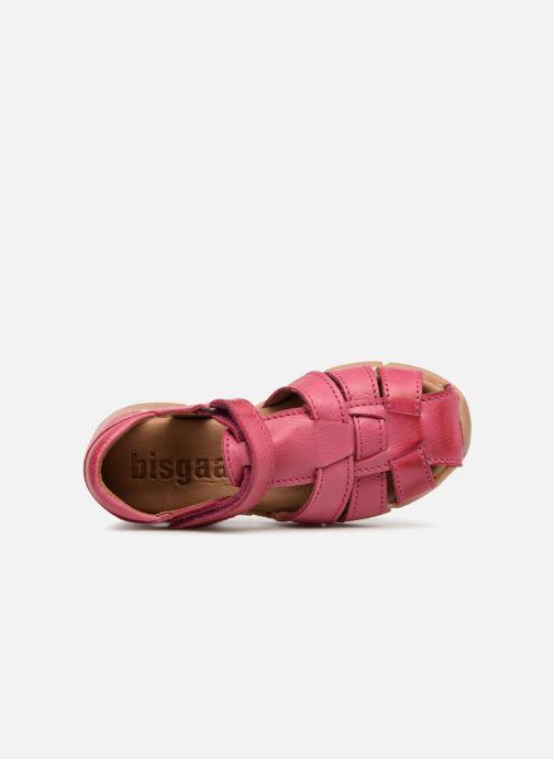 Sandales et nu-pieds Bisgaard Mads Rose vue gauche