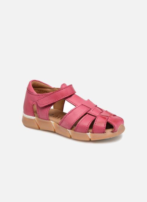 Sandales et nu-pieds Bisgaard Mads Rose vue détail/paire