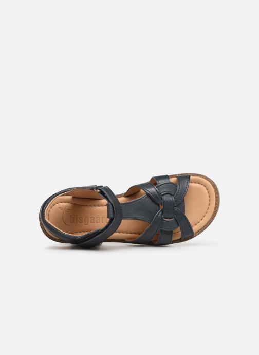 Sandales et nu-pieds Bisgaard Nettie Bleu vue gauche