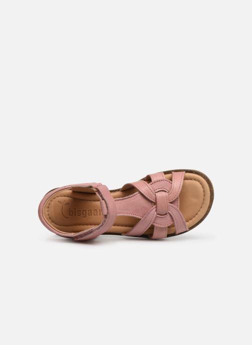 Sandales et nu-pieds Bisgaard Nettie Rose vue gauche