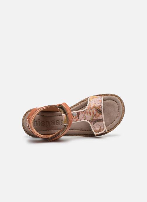 Sandali e scarpe aperte Bisgaard Alma Marrone immagine sinistra