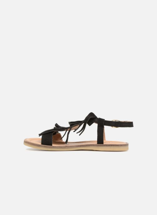 Sandali e scarpe aperte Bisgaard Malou Nero immagine frontale