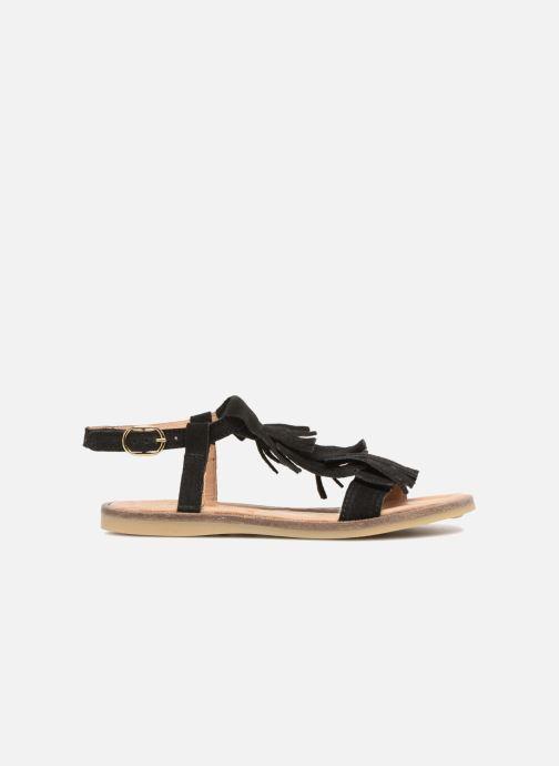 Sandali e scarpe aperte Bisgaard Malou Nero immagine posteriore