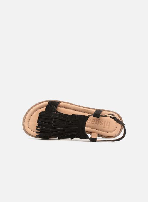 Sandali e scarpe aperte Bisgaard Malou Nero immagine sinistra
