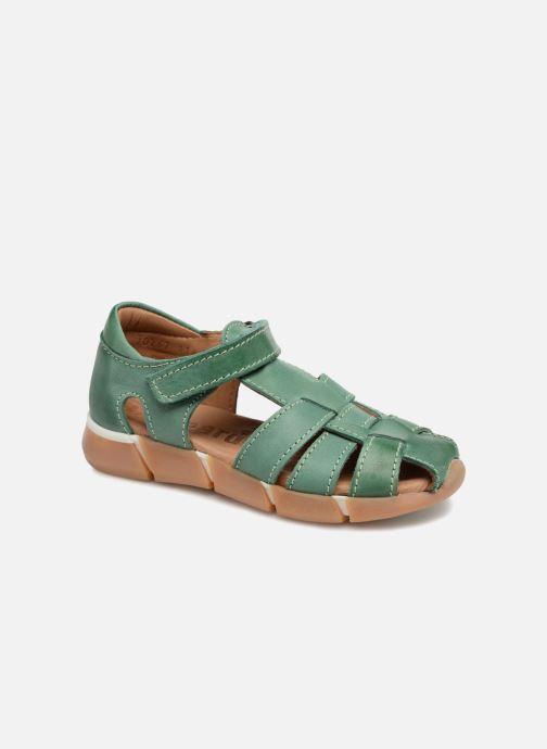 Sandales et nu-pieds Bisgaard Brooke Vert vue détail/paire