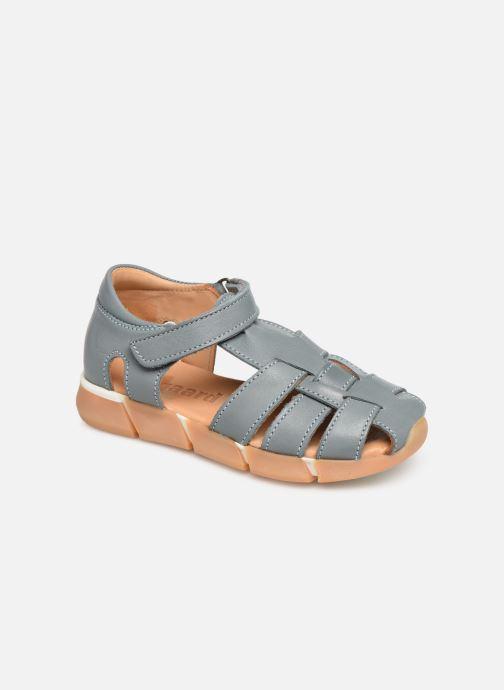 Sandales et nu-pieds Bisgaard Brooke Bleu vue détail/paire