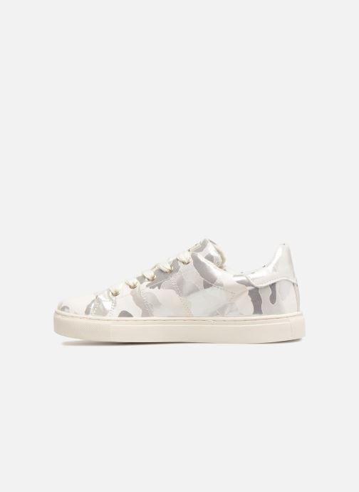 Sneakers Esprit Filou Lu Zilver voorkant