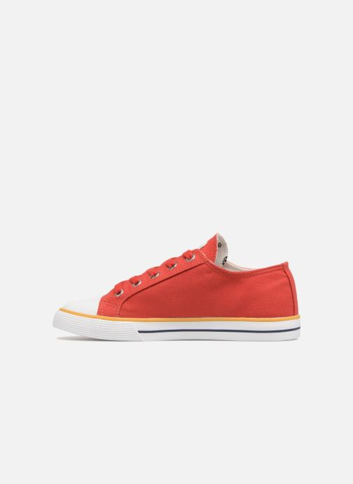 Baskets Esprit Conny Lu Rouge vue face