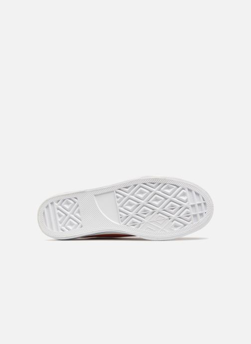 Trainers Esprit Conny Lu Red view from above