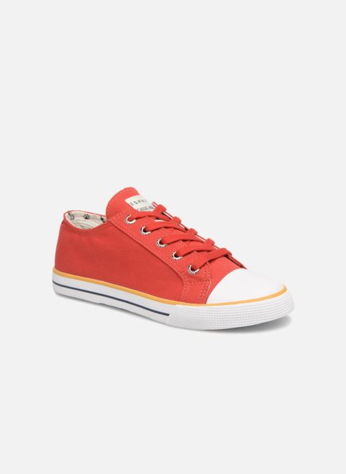 Trainers Esprit Conny Lu Red detailed view/ Pair view