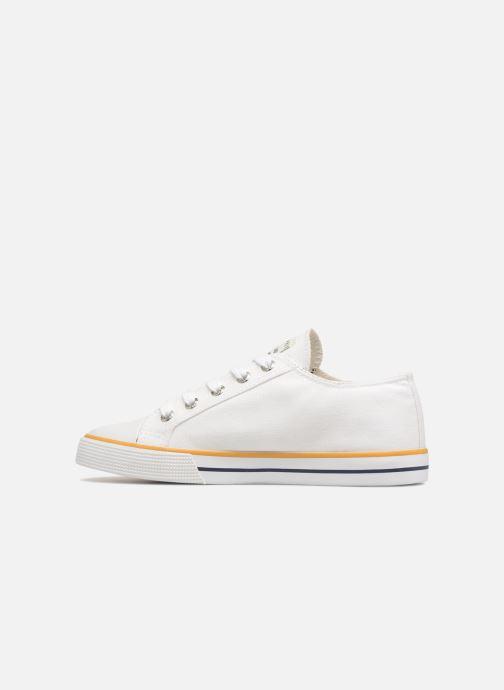 Sneakers Esprit Conny Lu Hvid se forfra
