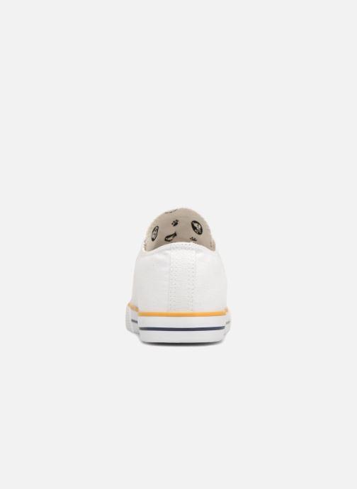 Sneakers Esprit Conny Lu Wit rechts